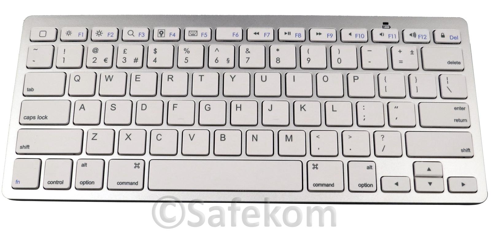 Wireless-Bluetooth-Keyboard-Cover-Case-Dock-Stand-Apple-iPhone-iPad-2-3-4-Galaxy