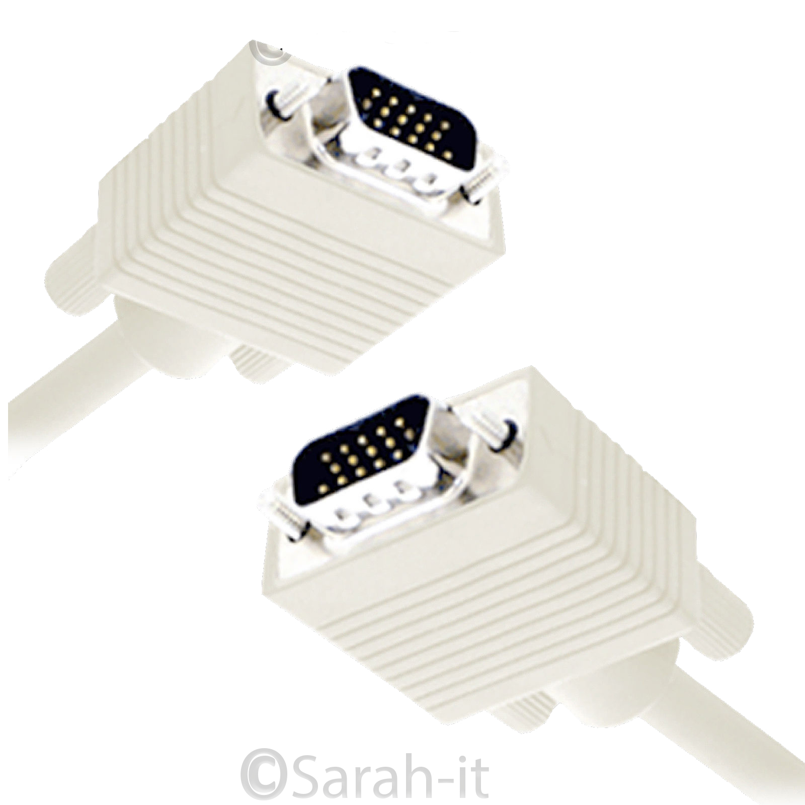 Shielded-S-VGA-Monitor-LCD-PC-Cable-1M-1-5M-2M-2-5M-3M-5M-7M-10M-15M-20M-25M-30M